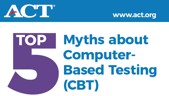 Top 5 Myths about Computer-Based Testing
