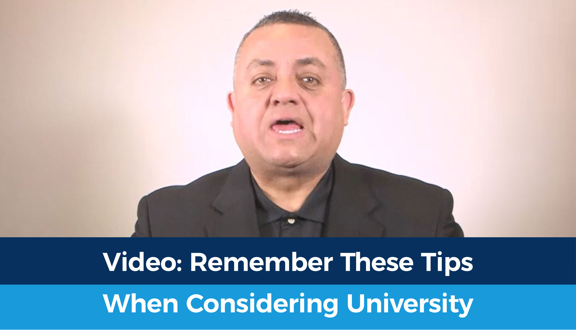 Remember these Tips When Considering University Video